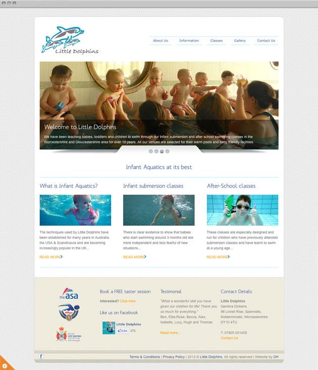 Responsive website design, Worcestershire